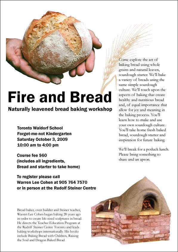 Fire an Bread