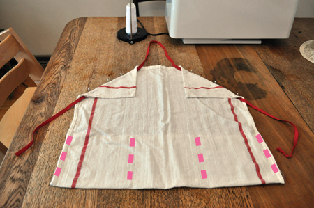 apron tutorial photo 4