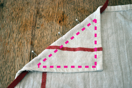 apron tutorial photo 5
