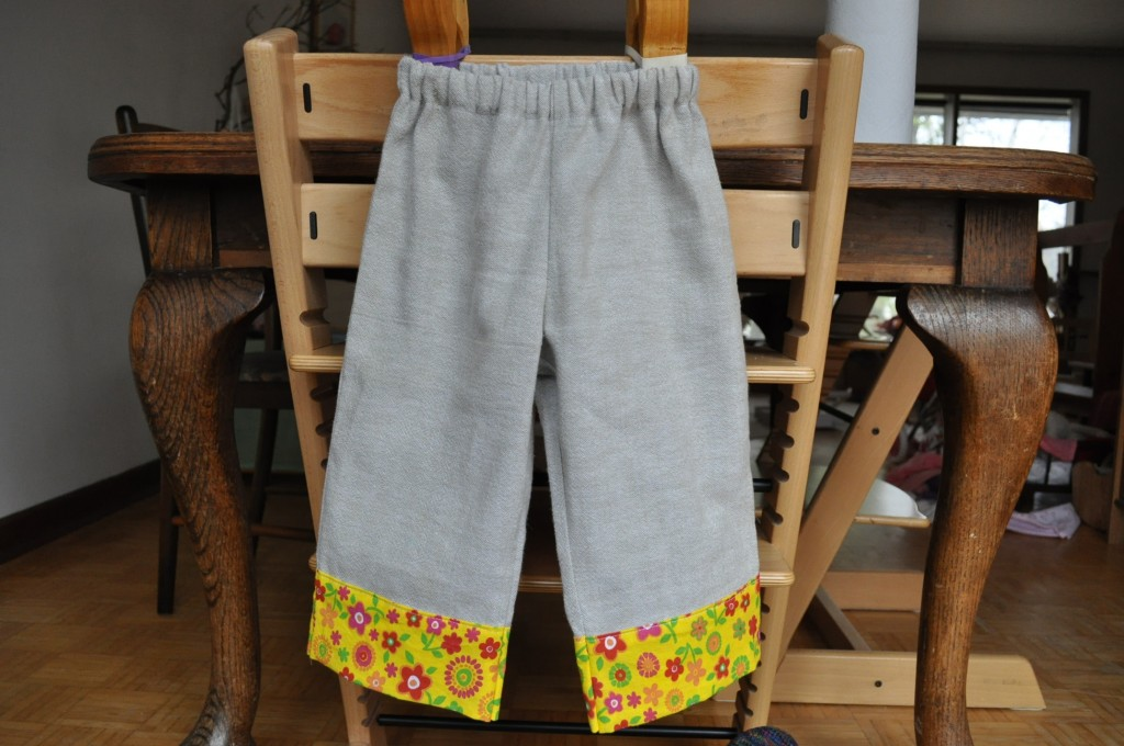 spring trousers - lili