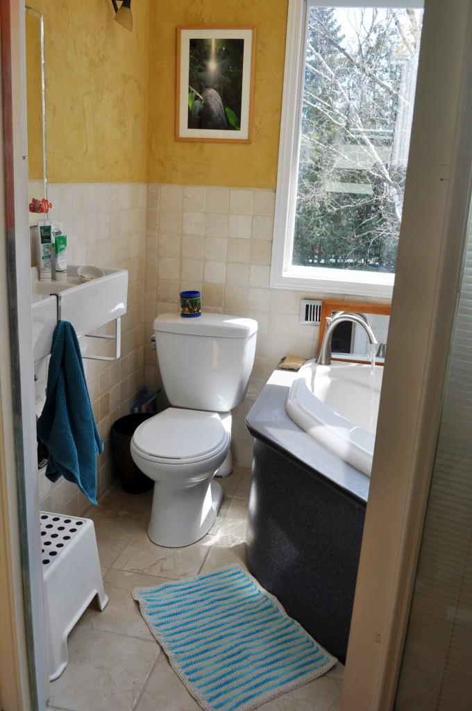 bathroon mat