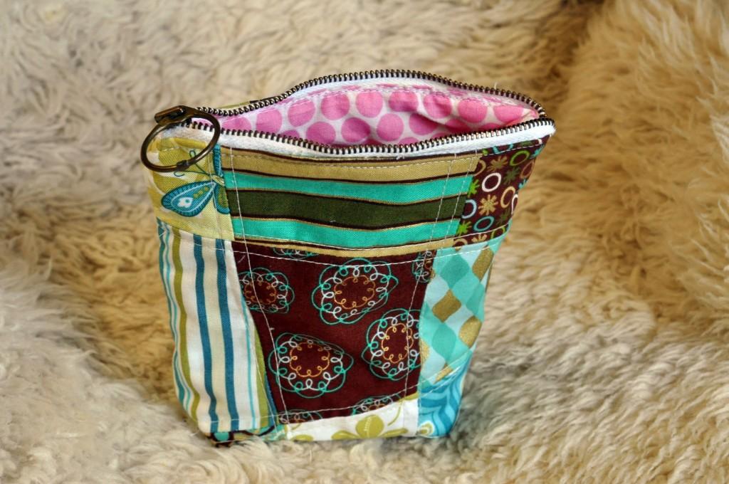 pouch 1 open