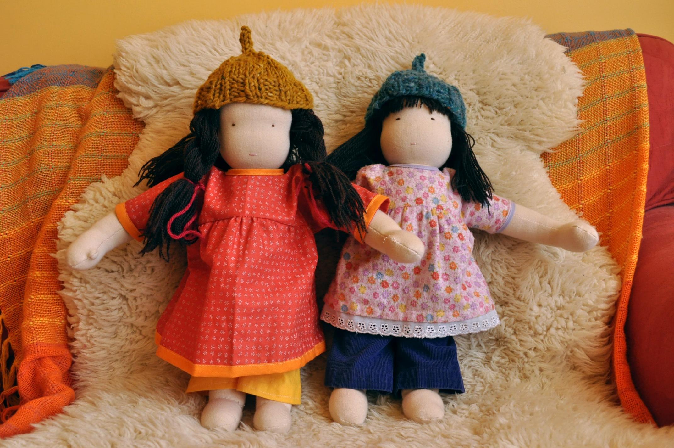Lily & Mirabella