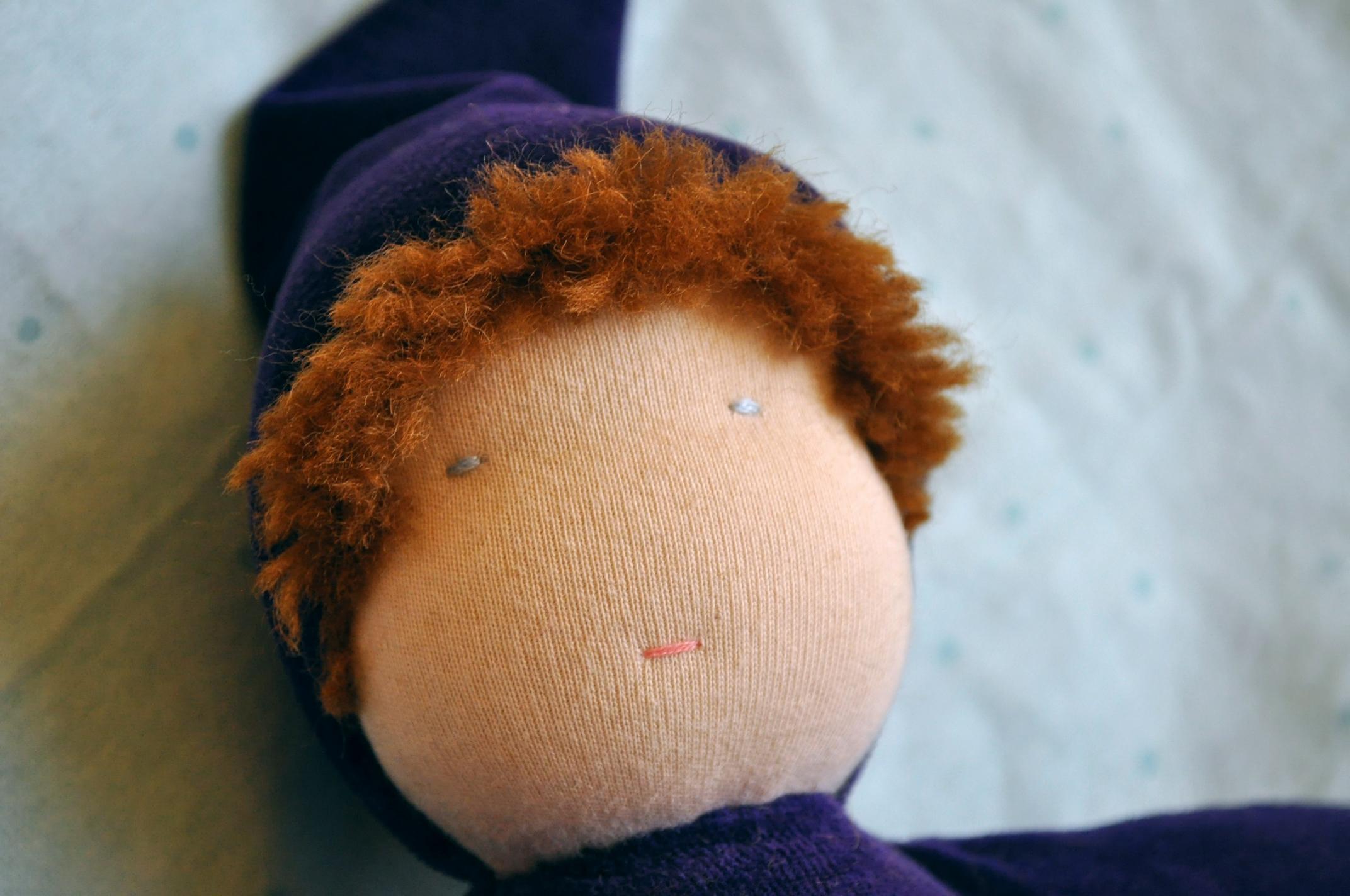 pajama doll