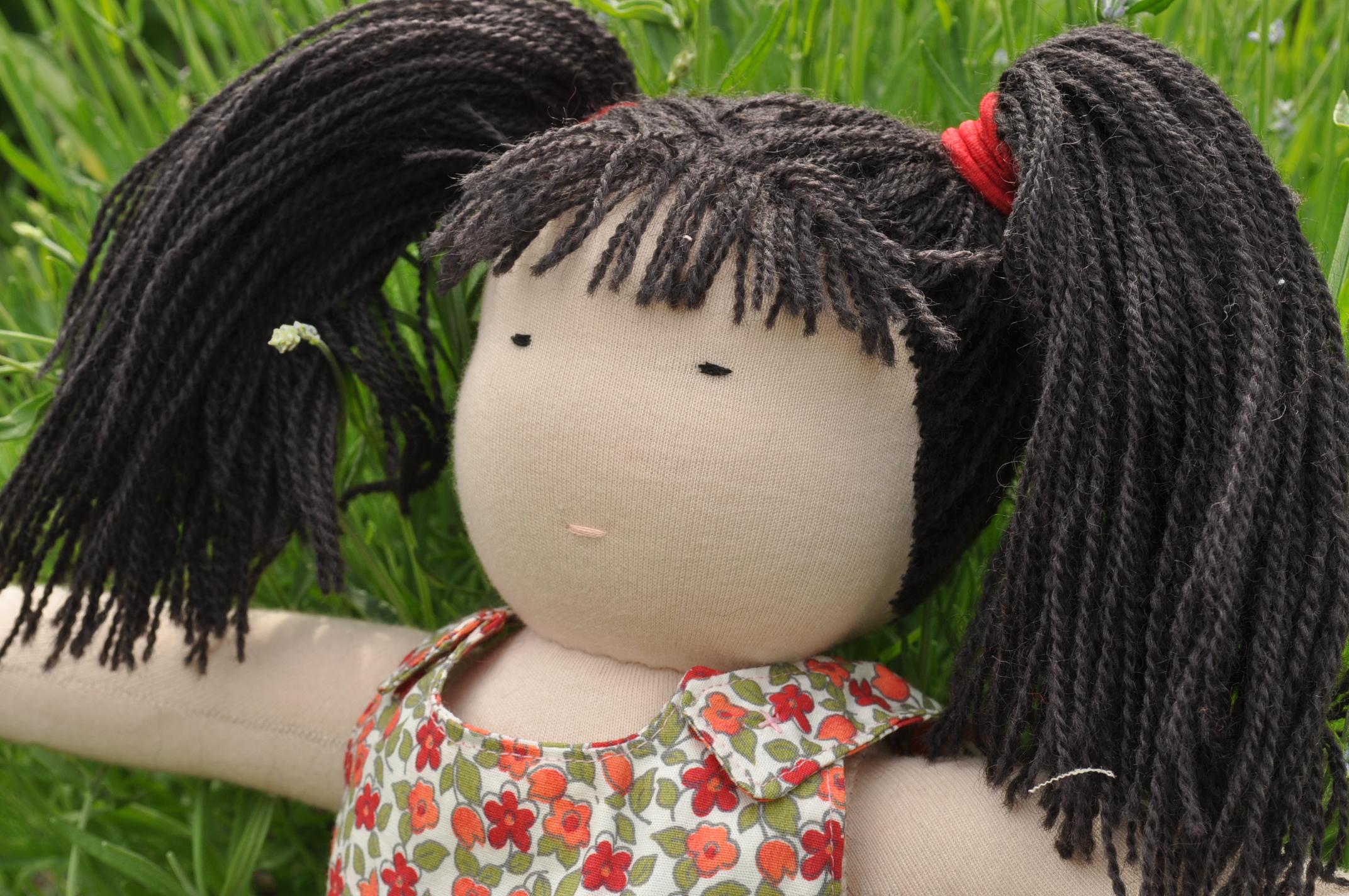 A custom made doll